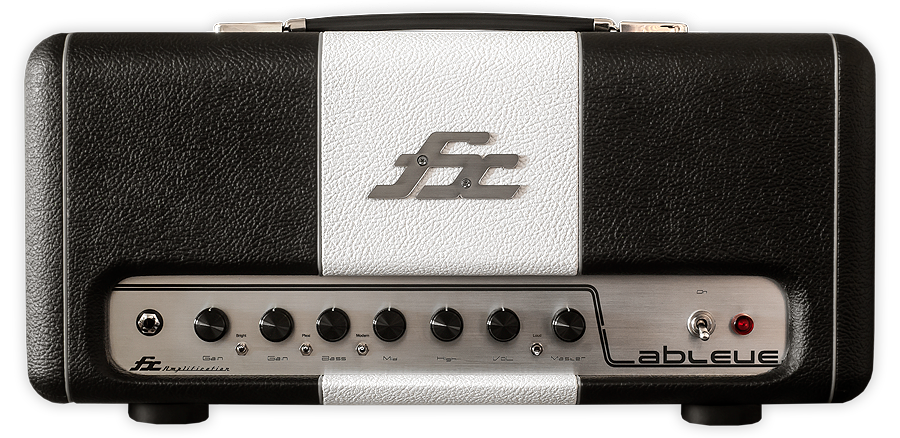 Fx Amplification LableueBlackWhite